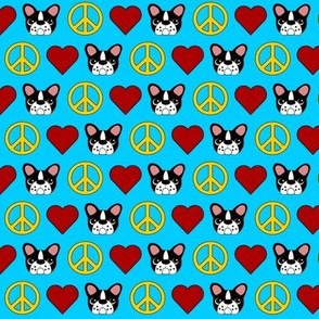 Peace, Love &amp; French Bulldogs!