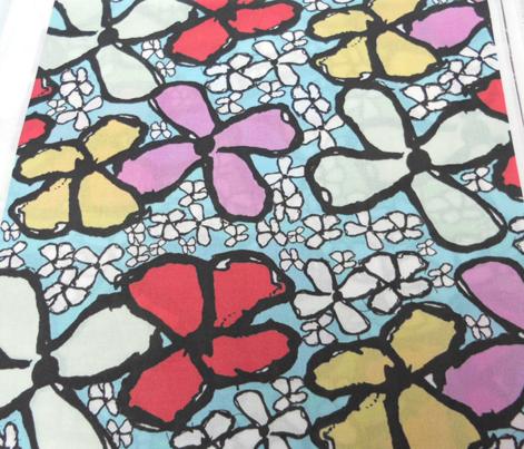 Flower Grafitti Colour 2