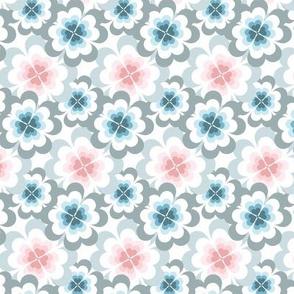 Margott blue/pink SMALL