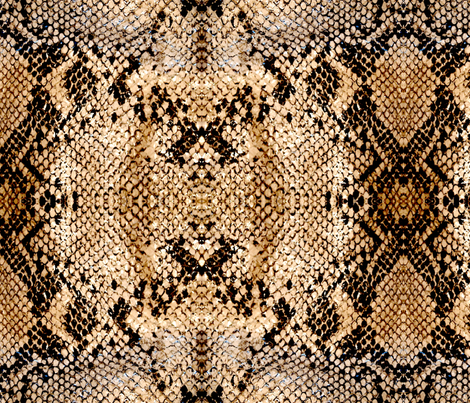 Snake Skin fabric by nascustomwallcoverings on Spoonflower - custom fabric