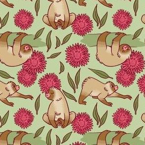 Sloth Pattern