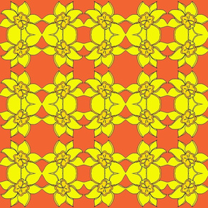 Daffodil Orange