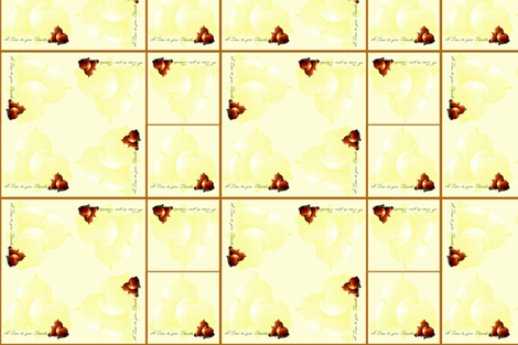 Cocktail_Napkins_Thanksgiving by Sylvie fabric by art_on_fabric on Spoonflower - custom fabric