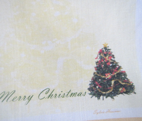 Cocktail_Serviettes_Napkins_Christmas by Sylvie