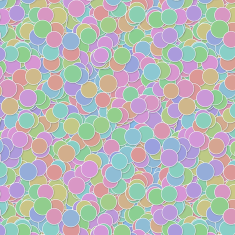wafer candies fabric by weavingmajor on Spoonflower - custom fabric