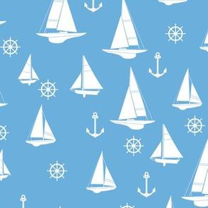 Sailing t...