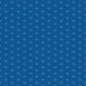 Aiyana Floral Batik Geometric Pattern