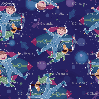 Space Heroes