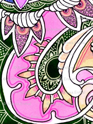 When the Paisley Fairy Comes