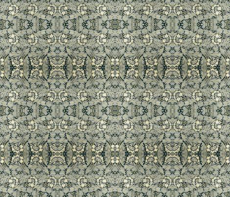 Cornflowers fabric by flyingfish on Spoonflower - custom fabric