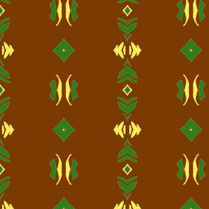 Geo Brown Green