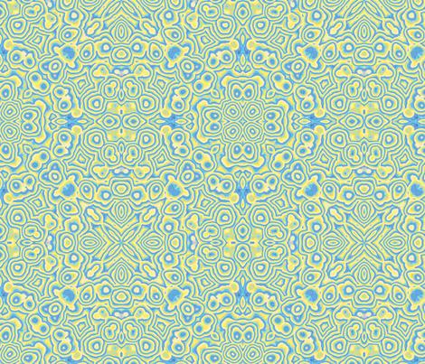 Teddy Bears and Owls 4 fabric by animotaxis on Spoonflower - custom fabric