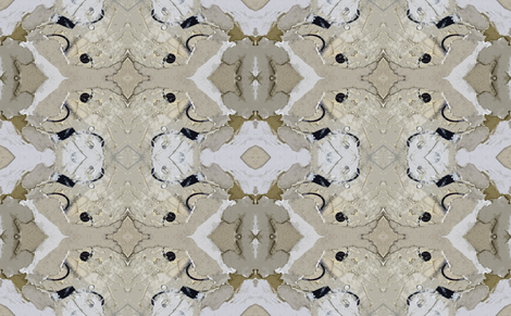 Rue de l'Assomption, 75016 Paris - variation 2 fabric by susaninparis on Spoonflower - custom fabric