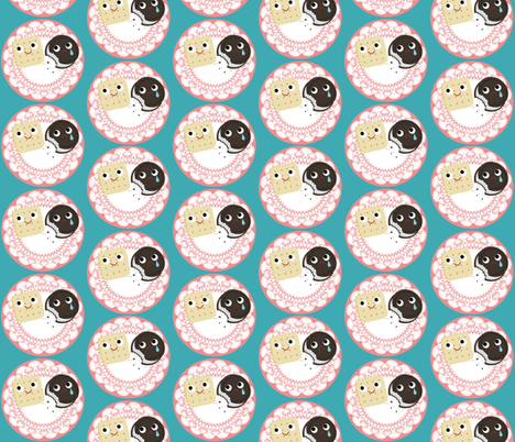 cookies fabric by heidikenney on Spoonflower - custom fabric