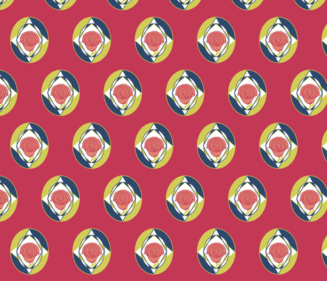 matisse fabric by synamin on Spoonflower - custom fabric