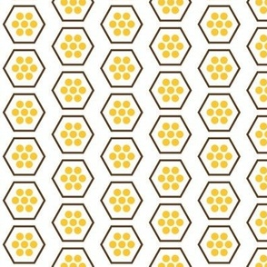 Honeycomb fall-apart 03