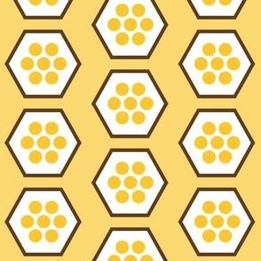 Honeycomb fall-apart 01