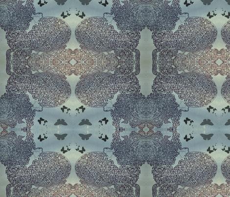 MIND LINES (BY E. WHITTEN) fabric by janetkkraft on Spoonflower - custom fabric