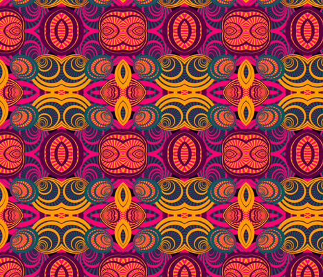 marzlene_beauty_2384 fabric by marzlene'z_eye_candy on Spoonflower - custom fabric