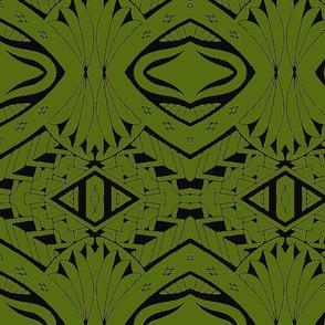 Tiki Tribal Jungle