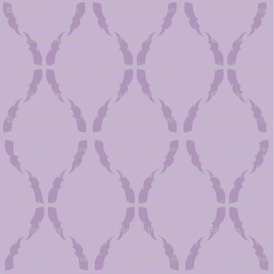Modern Baroque Violet