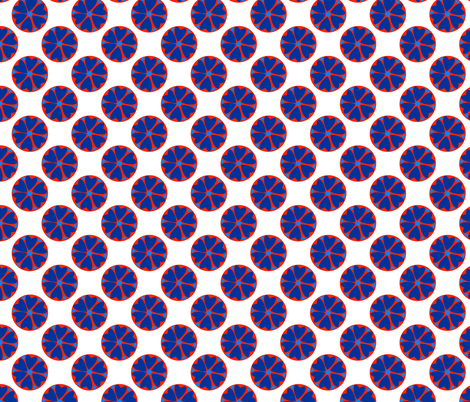 circle_hearts fabric by colorfulartgirl on Spoonflower - custom fabric