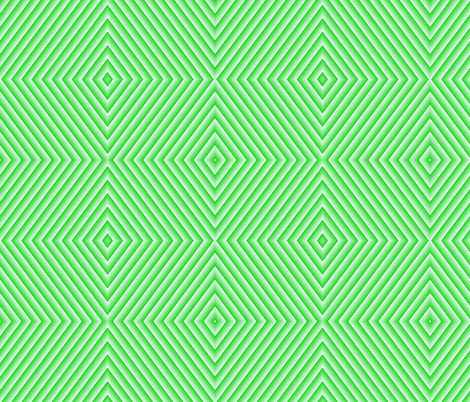 green_diagonal_stripes fabric by colorfulartgirl on Spoonflower - custom fabric