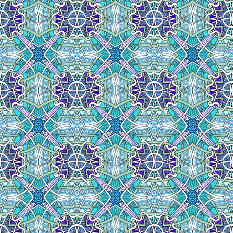 The World is Really a Rubber Band Ball fabric by edsel2084 on Spoonflower - custom fabric