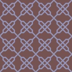 Violet Knot