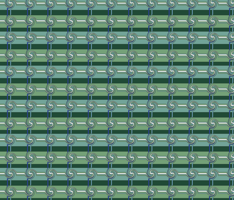 Twisted Tartan fabric by wild_berry on Spoonflower - custom fabric