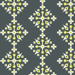 CROSS SERIES 2 CHARTREUSE GREEN 7INCH DESIGN