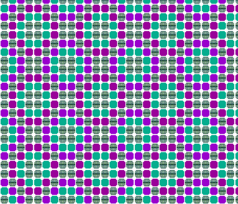 Tartan Tiles fabric by wild_berry on Spoonflower - custom fabric