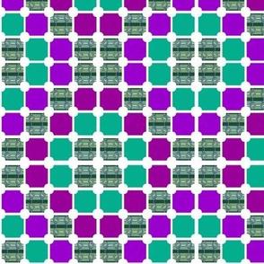 Tartan Tiles