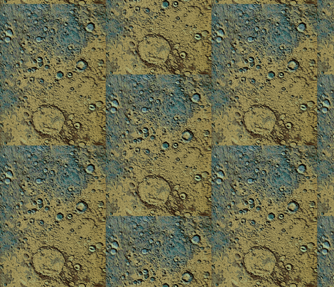 moonscape #4 fabric by technorican on Spoonflower - custom fabric