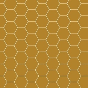 Really Brown Honeycomb
