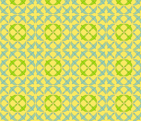 flockbigblockFLIGHT fabric by atomic_bloom on Spoonflower - custom fabric
