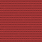 Evil Robot Binary (Red)