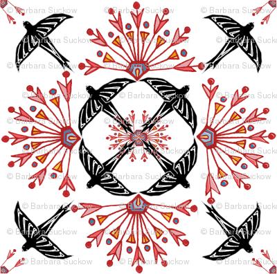 norwegian red nile