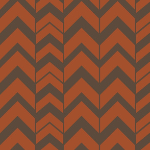 Chevron-Copper