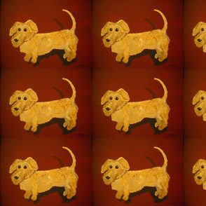 Henrys Puppy Portrait