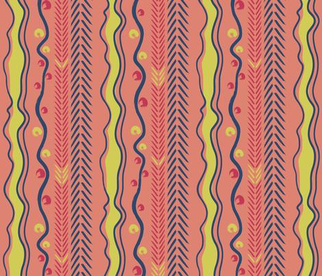Matisse stripes