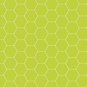 Really Green Honeycomb