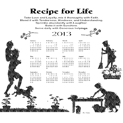 Recipe_for_Life_Black_and_White