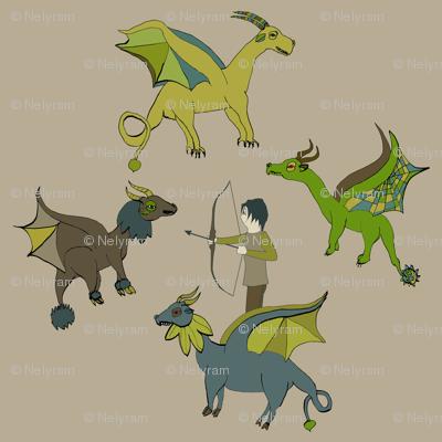Kiyoshi_vs_dragons