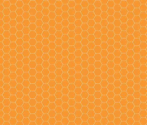 Rreally_orange_honeycomb