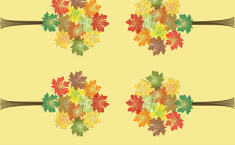 Thanksgiving Prayer Tablecloth fabric by csturm on Spoonflower - custom fabric