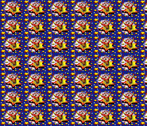 Hero2 fabric by jlulay on Spoonflower - custom fabric