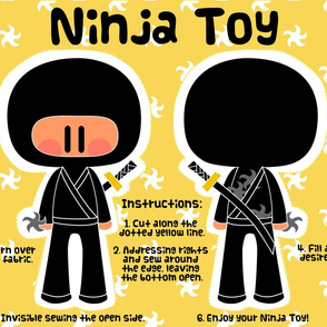 Ninja Toy