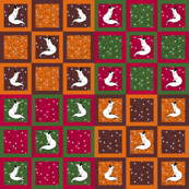 Seasonal Cocktail Napkins