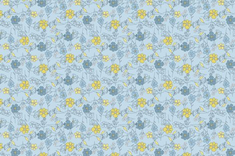 Rrblooming_blue_tea_towel_18x27_shop_preview